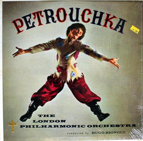 "The London Philharmonic Orchestra Vinyl 12"""