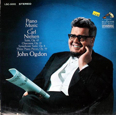 """John Ogdon Vinyl 12"""""""