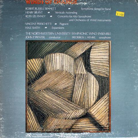 """Robert Russell Bennett Vinyl 12"""""""