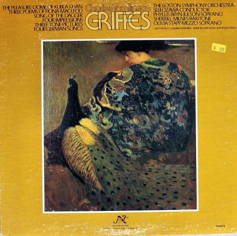 "Charles Tomlinson Griffes Vinyl 12"""