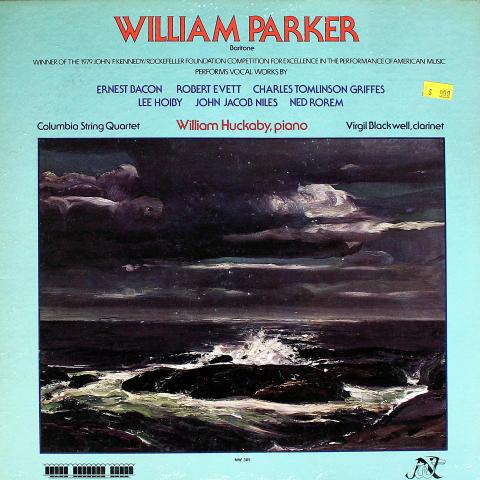 """Williams Parker Vinyl 12"""""""