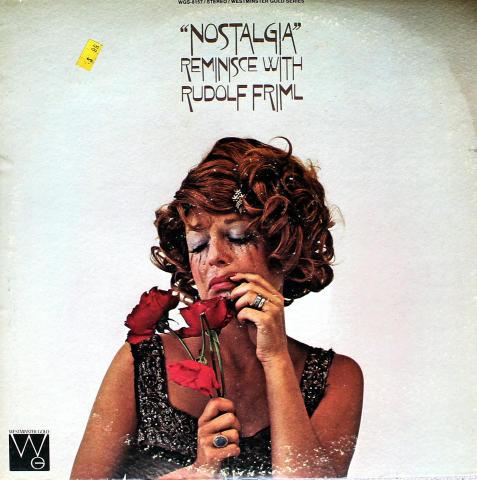 """Rudolf Friml Vinyl 12"""""""