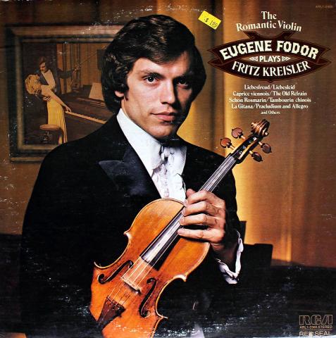 """Eugene Fodor Vinyl 12"""""""