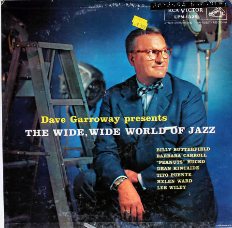"Dave Garroway Vinyl 12"""