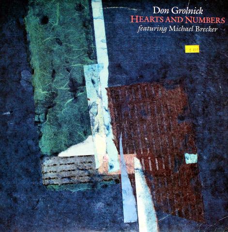 """Don Grolnick Vinyl 12"""""""