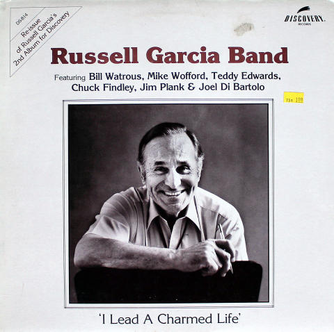 "Russell Garcia Band Vinyl 12"""