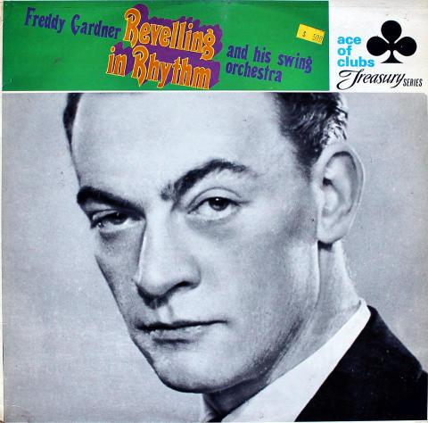 "Freddy Gardner & His Swing Orchestra Vinyl 12"""