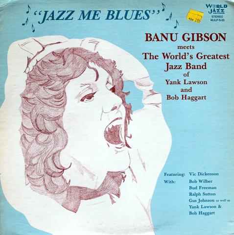 """Banu Gibson Vinyl 12"""""""
