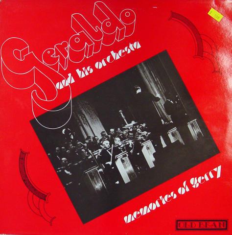"Geraldo And His Orchestra Vinyl 12"""