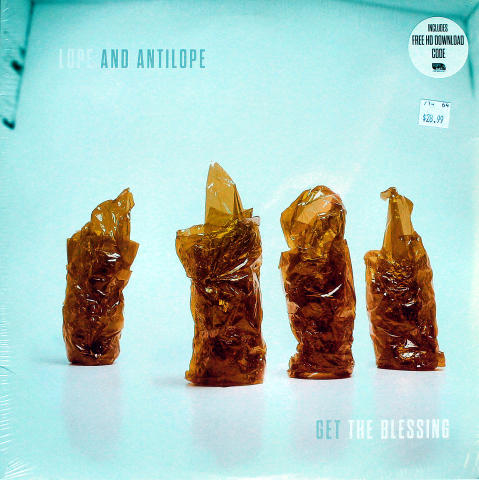 """Lope And Antilope Vinyl 12"""""""