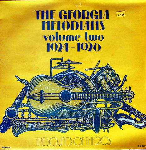 The Geogia Melodians Vinyl 12""
