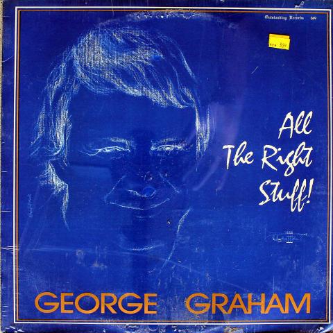 "George Graham Vinyl 12"""