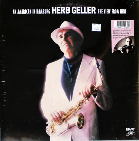 "Herb Geller Vinyl 12"""