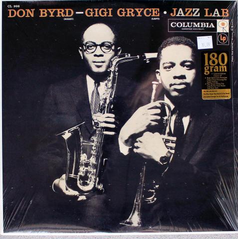 """Don Byrd / Gigi Gryce Vinyl 12"""""""