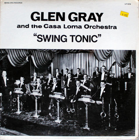 Glen Gray and the Casa Loma Orchestra Vinyl 12""