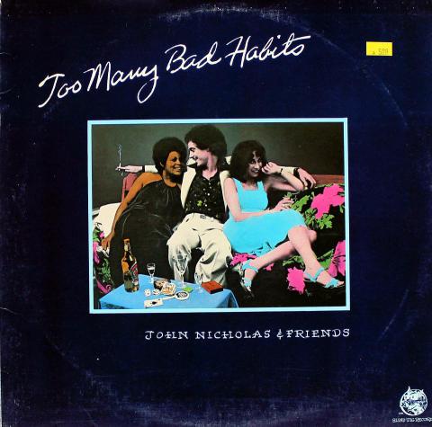 "John Nicholas & Friends Vinyl 12"""