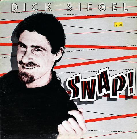 "Dick Siegel Vinyl 12"""