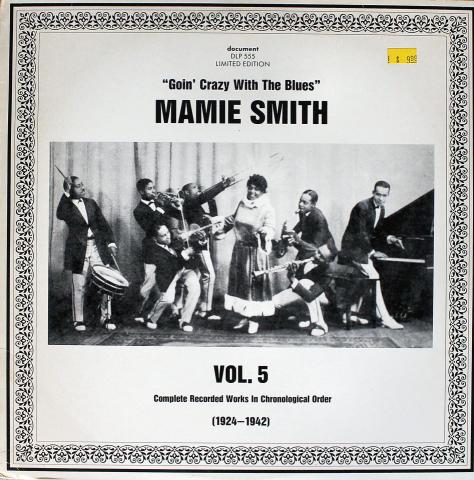 """Mamie Smith Vinyl 12"""""""
