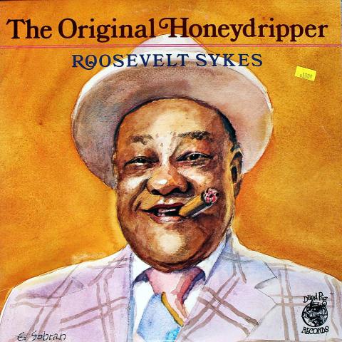 """Roosevelt Sykes Vinyl 12"""""""