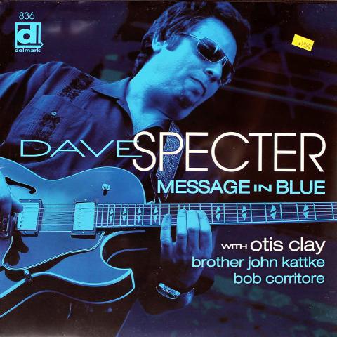 """Dave Specter Vinyl 12"""""""