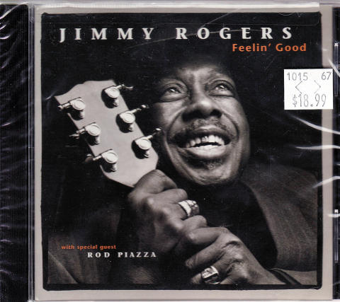 Jimmy Rogers CD