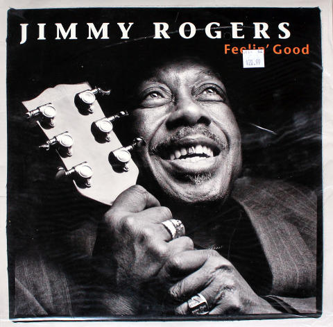 """Jimmy Rogers Vinyl 12"""""""
