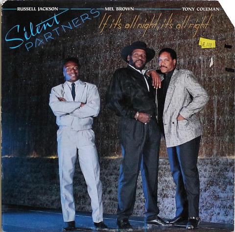 "Silent Partners Vinyl 12"""