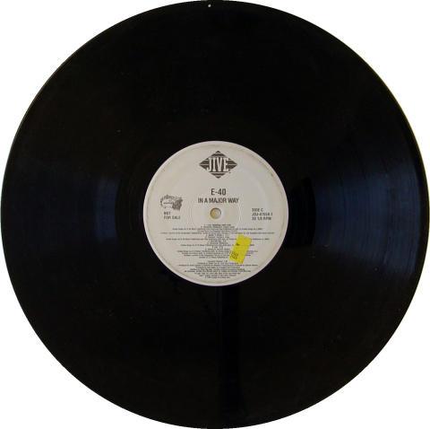 "E-40 Vinyl 12"""