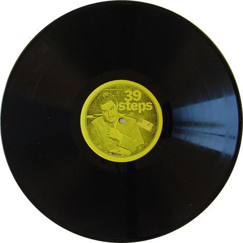 "Robert Donat Vinyl 12"""