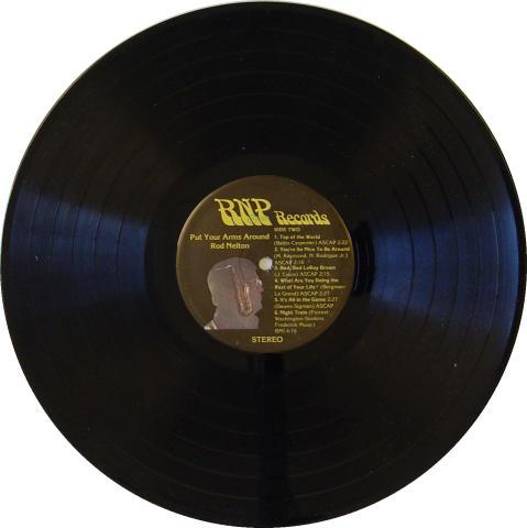 """Rod Nelton Vinyl 12"""""""