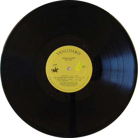 Stephane Grappelli Vinyl 12""