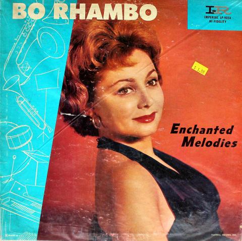 """Bo Rhambo Combo Vinyl 12"""""""