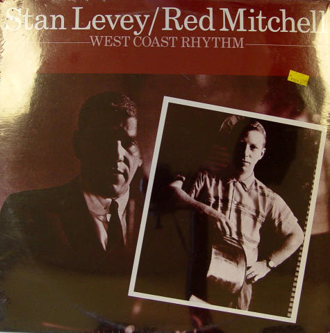 Stan Levey / Red Mitchell Vinyl 12""