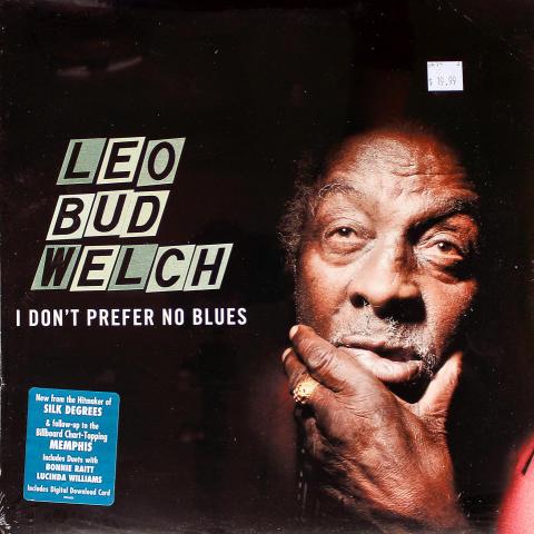 "Leo Bud Welch Vinyl 12"""