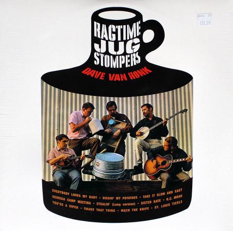 """Ragtime Jug Stompers Vinyl 12"""""""