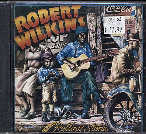 Robert Wilkins CD