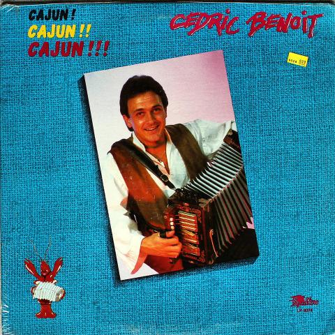 "Cedric Benoit Vinyl 12"""