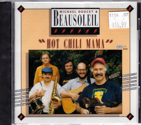 Michael Doucet Beausoleil CD