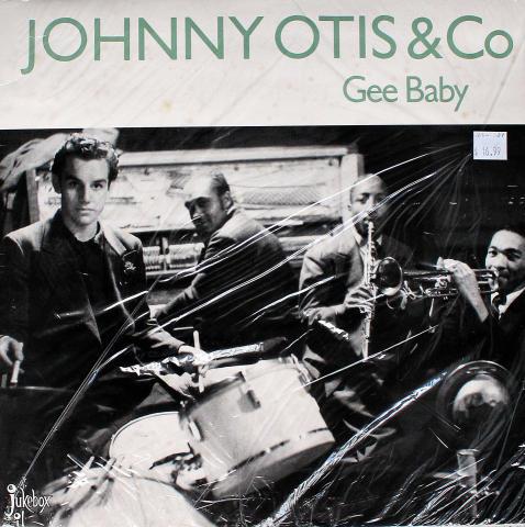 """Johnny Otis & Co Vinyl 12"""""""