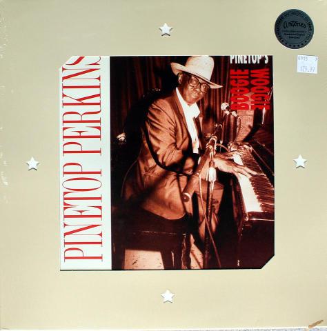 "Pinetop Perkins Vinyl 12"""