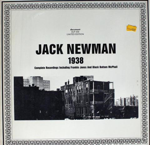 """Jack Newman Vinyl 12"""""""
