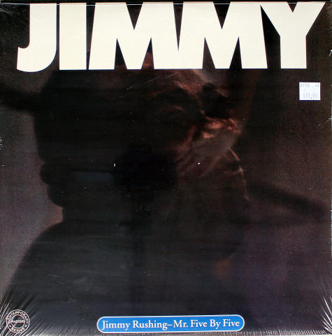 Jimmy Rushing Vinyl 12""