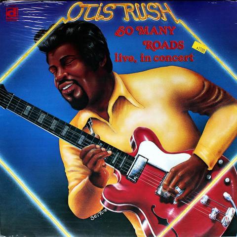 """Otis Rush Vinyl 12"""""""