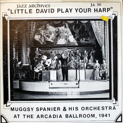 "Muggsy Spanier & His Orchestra Vinyl 12"""