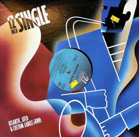"""Donna Allen Vinyl 12"""""""
