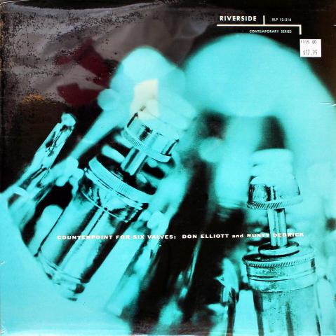 "Don Elliott / Rusty Dedrick Vinyl 12"""