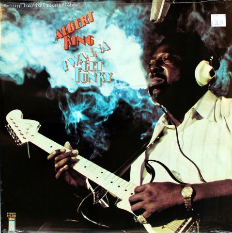 "Albert King Vinyl 12"""