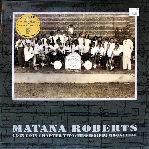 """Matana Roberts Vinyl 12"""""""