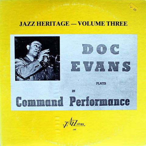 "Doc Evans Vinyl 12"""