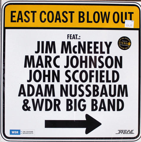 East Coast Blow Out Vinyl 12""